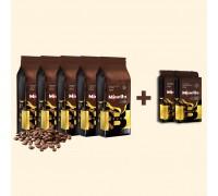 Набір Кави BRUNO ТМ Minelly 5кг в зернах і 500г меленої | Акція 5+2