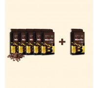 Набір з 6 упаковок меленої кави BRUNO 250 г | Акція 5+1