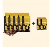 Набір Кави ORO ТМ Minelly 5кг в зернах і 500г меленої | Акція 5+2