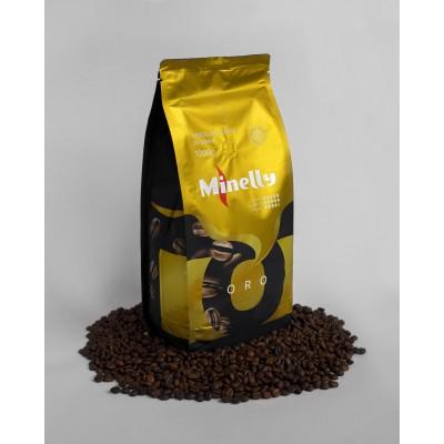 Кава в зернах ORO, Minelly TM, 1 кг
